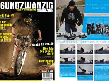 6undZwanzig Magazine #009