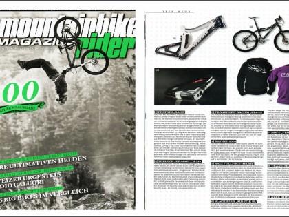 Mountainbike Rider Magazine Jubiläumsausgabe