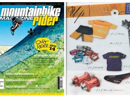 Mountainbike Rider Magazine 05/11